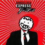 Goldener Trash - Angelika Express