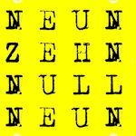 Neun Zehn Null Neun - Bums