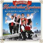 25 Jahre Kastelruther Spatzen - 40 ihrer größten Hits - Kastelruther Spatzen