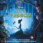 Küss den Frosch - Soundtrack