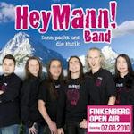 Dann packt uns die Musik - Hey Mann! Band