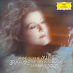 Brahms: The Violin Sonatas - Anne-Sophie Mutter