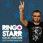 Live At The Greek Theatre 2008 - {Ringo Starr} + his All Star Band