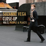 Close-Up Vol. 2, People And Places - Suzanne Vega