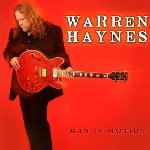 Man In Motion - Warren Haynes