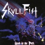 Head Of The Pack - Skull Fist