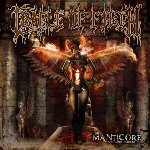 The Manticore And Other Horrors - Cradle Of Filth