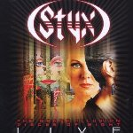 The Grand Illusion + Pieces Of Eight - Live - Styx