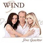 Drei Gesichter - Wind