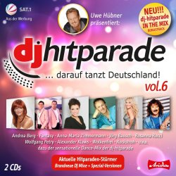 DJ Hitparade - Vol. 06 - Sampler