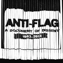 A Document Of Dissent 1993-2013 - Anti-Flag