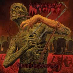 Tourniquets, Hacksaws And Graves - Autopsy