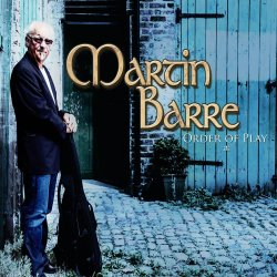 Order Of Play - Martin Barre