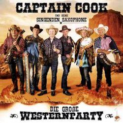 Die große Western-Party - Captain Cook und seine Singenden Saxophone
