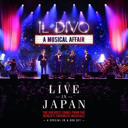 A Musical Affair - Live In Japan - Il Divo
