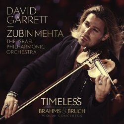 Timeless - Brahms And Bruch Violin Concerto - David Garrett
