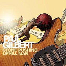 Stone Pushing Uphill Man - Paul Gilbert