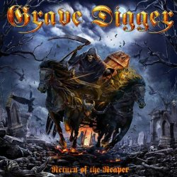 Return Of The Reaper - Grave Digger