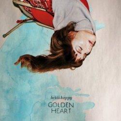 Golden Heart - Heidi Happy