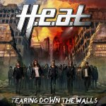 Tearing Down The Walls - H.e.a.t.