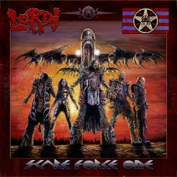 Scare Force One - Lordi