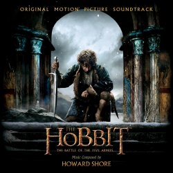 The Hobbit: The Battle Of The Five Armies - Soundtrack