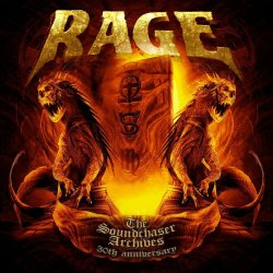 The Soundchaser Archives - Rage