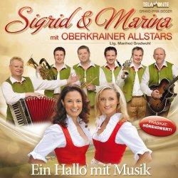 Ein Hallo mit Musik - {Sigrid + Marina} + {Oberkrainer Allstars}