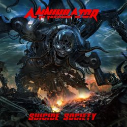 Suicide Society - Annihilator