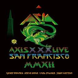 Avis XXX Live - San Francisco MMXII - Asia