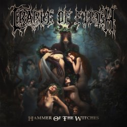 Hammer Of The Witches - Cradle Of Filth