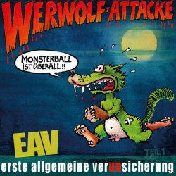 Werwolf-Attacke (Monsterball ist überall...) - Erste Allgemeine Verunsicherung