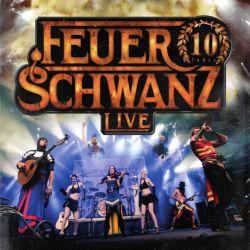 10 Jahre Feuerschwanz - Live - Feuerschwanz