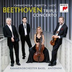 Beethoven: Triple Concerto - Sol Gabetta
