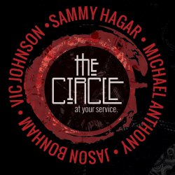 At Your Service - {Sammy Hagar} + the Circle