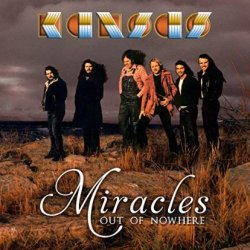 Miracles Out Of Nowhere Kansas Cd Album 2015 Cd