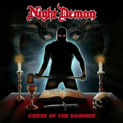 Curse Of The Damned - Night Demon