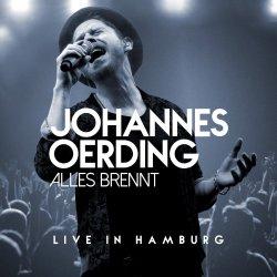 Alles brennt - Live in Hamburg - Johannes Oerding