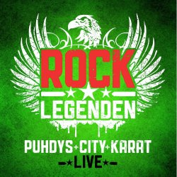 Rock Legenden Live - {Puhdys}, {City} + {Karat}
