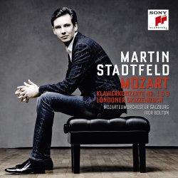 Mozart: Klavierkonzerte Nr. 1 + 9 / Londoner Skizzenbuch - Martin Stadtfeld