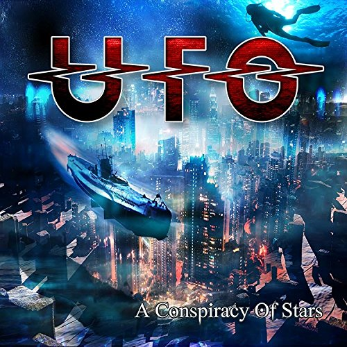 A Conspiracy Of Stars - UFO