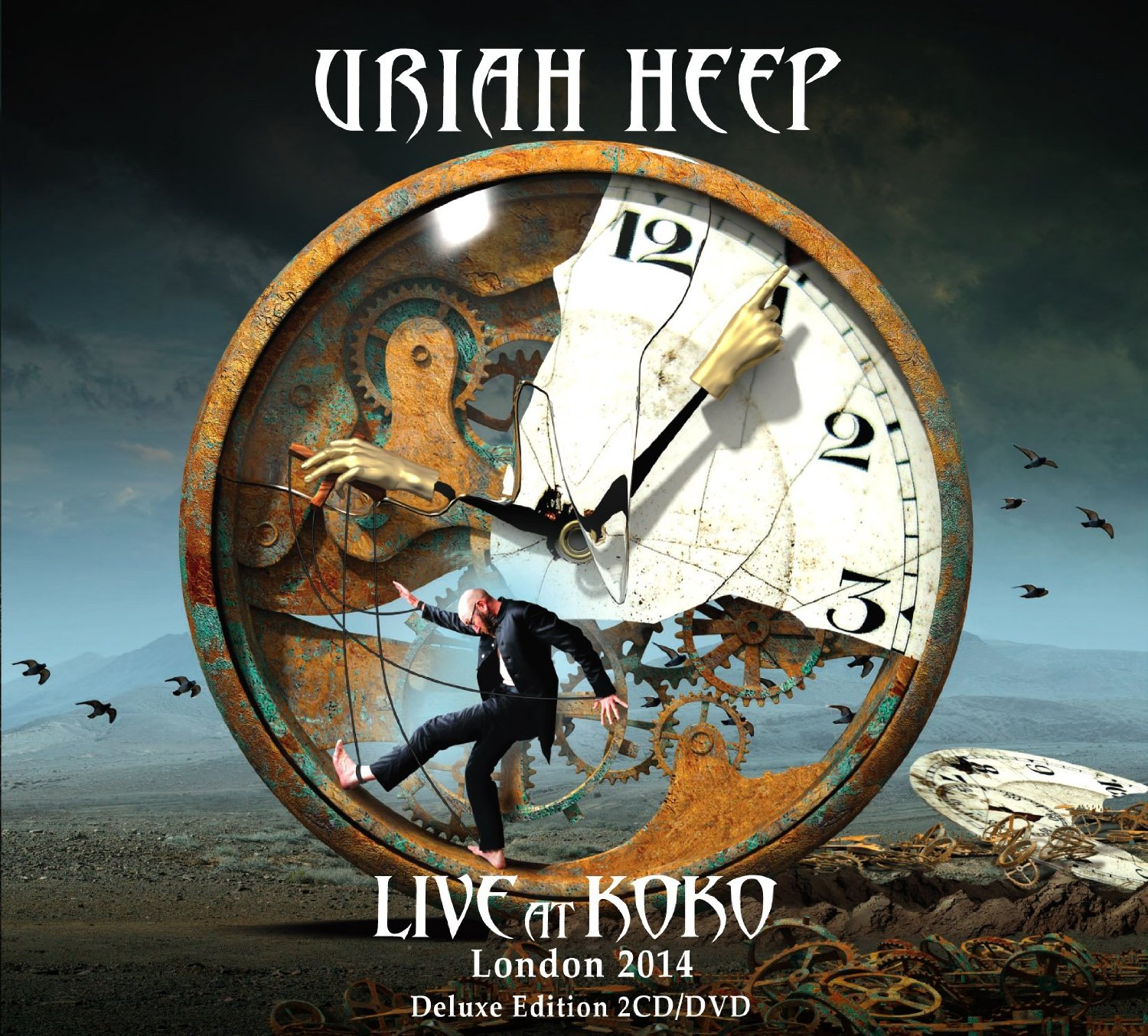 Live At Koko - Uriah Heep
