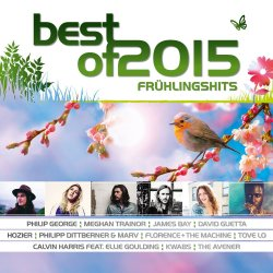 Best Of 2015 - Frühlingshits - Sampler