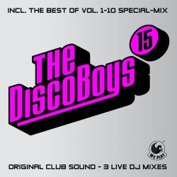 The Disco Boys 15 - Sampler