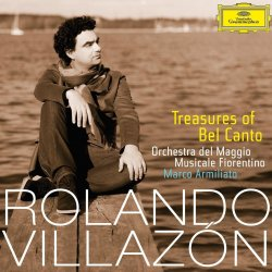 Treasures Of Bel Canto - Rolando Villazon