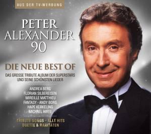 90 - Die neue Best Of - {Peter Alexander} + Freunde