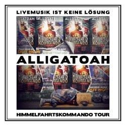 Livemusik Ist Keine Lösung - Himmelfahrtskommando Tour - Alligatoah