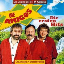 Die ersten Hits - Amigos