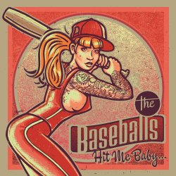 Hit Me Baby... - Baseballs