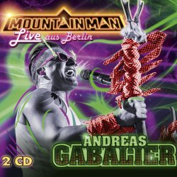 Mountain Man - Live aus Berlin - Andreas Gabalier